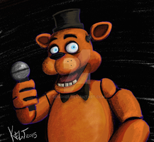 Freddy -Fnaf- by Senshee