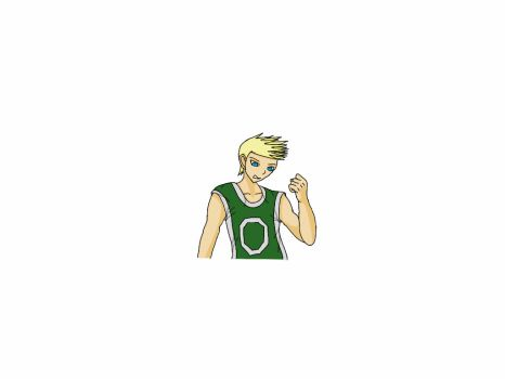 SHSL Athlete - Alexander Normansson by Antmarch123