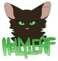 Hollyleaf by cosmosiis