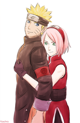 'The day I fell in love with Sakura-chan' by Kaschra