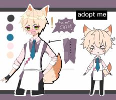 Tsundere Neko adoptable |CLOSED by AS-Adoptables