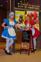 May we take your order? by Rinaca-Cosplay