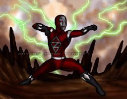 Lord Zedd Ranger Red by blueliberty