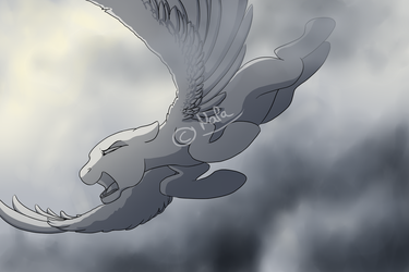 YCH - Cloudy Rage [OPEN] by Ehnala