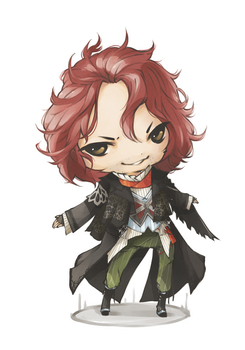 Ardyn Izunia - Final Fantasy XV by Okonoe