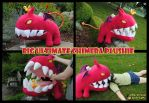 Big Ultimate Chimera plushie by Eyes5