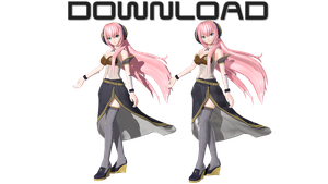 DT V4x Luka ::FREE DOWNLOAD:: by MegurineSempai