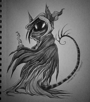Inktide 15: Mysterious by Nestly