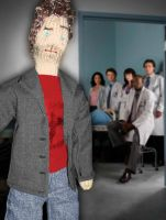 House MD doll 2 by xxTaylerxx