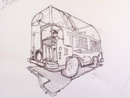 The Bus by shiMusa