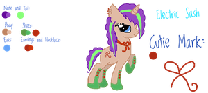Fashionista MLP Adopt (REVISED) 10 Points~ by MadWhovianWithABox