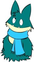 Munchlax-sona update. by x-Wolfeh-x