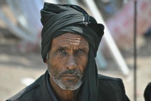 Portraits from India - VIII by Kancano