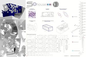 S.dot.HOUSE_poster by esco1984
