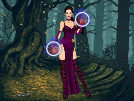 Megara X-Girl-Candys-World-Doll-Divine-wide by NicoRiley