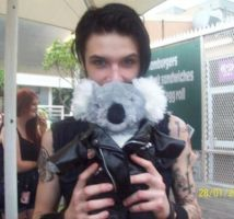 Andy by isabella19