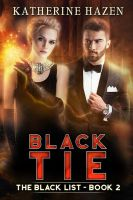 Black Tie - book cover by LHarper