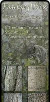 Tree Bark Textures Zip Pack 3 by FantasyStock