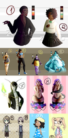 Leftover adopts [10/14 OPEN] by Zeryuo