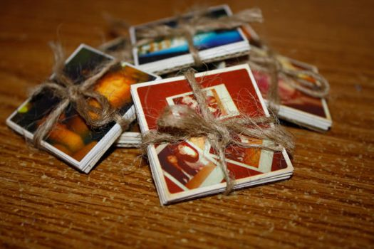 Photo Stickers by akindo