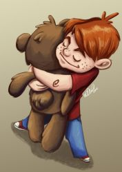 Bear Hug by RehanaKn