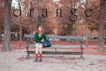 Naho - Orange by Mylene-C