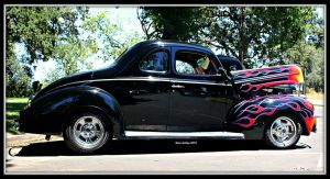 1940 Ford Deluxe Coupe by StallionDesigns