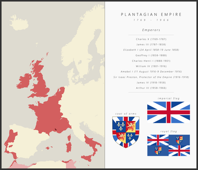 AH Plantagian Empire by Maonsie