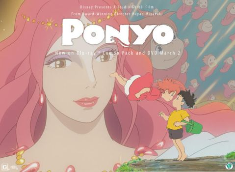 Ponyo contest by Angelost7