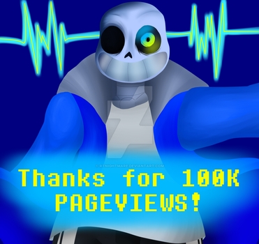 Thanks for 100K: Classic Addition! by RTNightmare