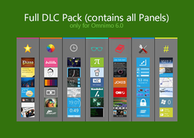 Full Panel Pack for Omnimo 6.0 by omnimoaddons