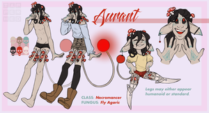 Aurant [Approved MYO] by tapperhed