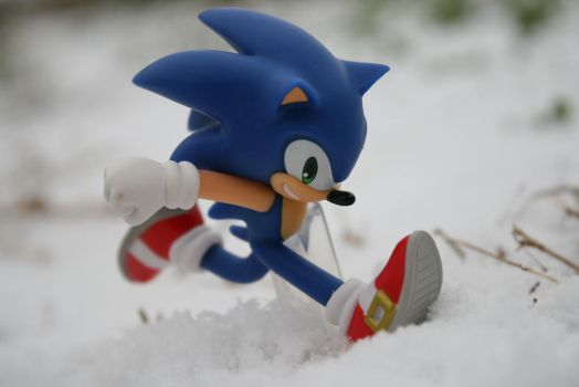 Dashing Through the Snow by Rebel-for-a-Cause