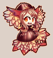Flower Priestess Adopt Auction  [OPEN] by penguin-candle
