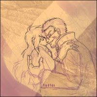 You and I keep holding on axaa by Ravendyn