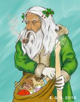 Stnick by papermuse