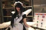French Maid Ahri - League Of Legends by KyuProduction