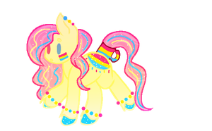 AUCTION: Pansexual -CLOSED- by mckeekee