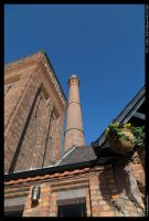 The Pumphouse by ironiclensflare