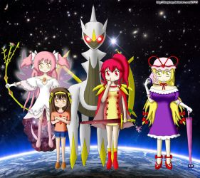 The Gods of the Metaverse by ThanyTony