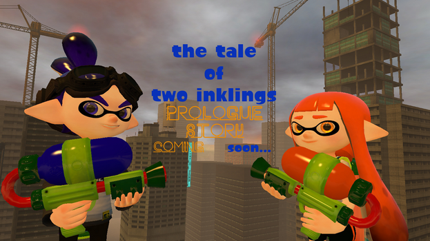 The tale of two inklings Teaser by sonicdevil18