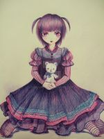 colord ballpoint lolita by Delight046