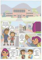 Total drama kids comic pag 14 by Kikaigaku