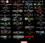 Marvel Wallpaper by asgardiangoddess