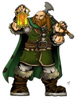 Dwalin by whittingtonrhett