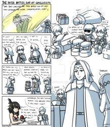 [FEH] Fated Battles Surf Off Conclusion by Rukotaro