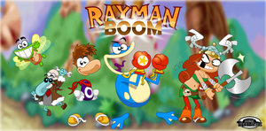 RAYMAN BOOM by MarkProductions