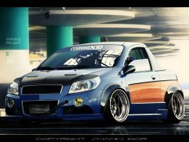 Chevrolet Aveo by tuninger