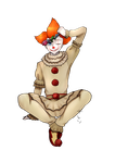Pennywise /commission/ by A-Little-Blue-Gem