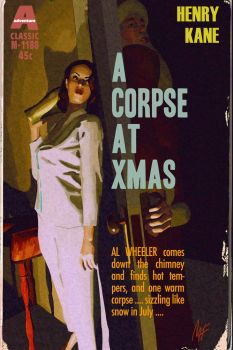 A Corpse at Christmas by MikeFyles